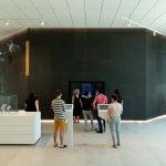 זינגר נגרים - מרכז מבקרים של מוסד הטכניון