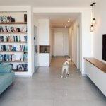 זינגר נגרים - פרויקט דירת אדריכלית ברחוב שוהם